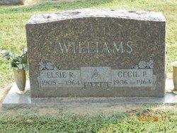 Elsie <i>Richardson</i> Williams