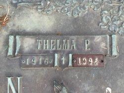 Thelma Elizabeth <i>Parrish</i> Mason