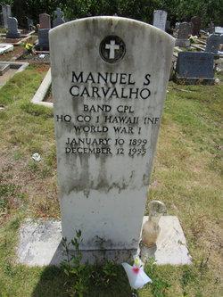 Manuel S. Carvalho