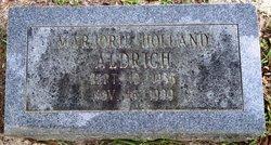 Marjorie <i>Holland</i> Aldrich
