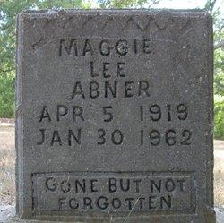 Maggie Lee Abner