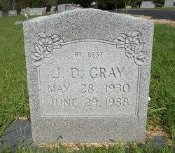 J. D. Short Gray