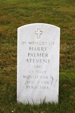 Harry Palmer Stevens