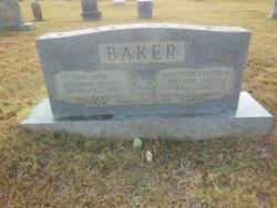 Lizzie Bell <i>Kilpatrick</i> Baker