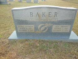 Ellie Deen <i>Simpson</i> Baker