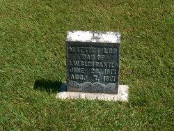 Mattie Lou Baxter