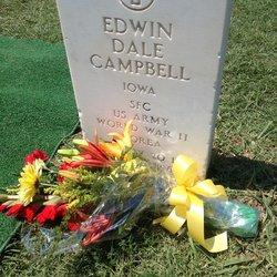 Sgt Edwin D Campbell