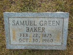Samuel Green Baker