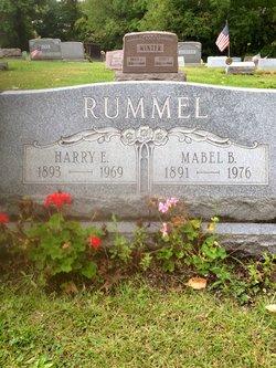 Harry Edward Rummel