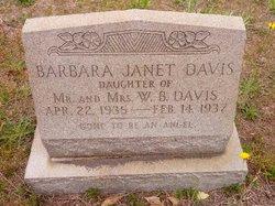 Barbara Jannet Davis