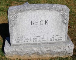 Laura <i>Watson</i> Beck