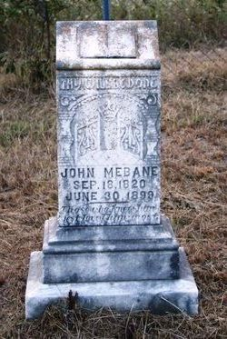 John Mebane