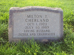 Milton Thomas Cherland