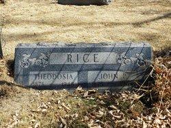 John P Rice