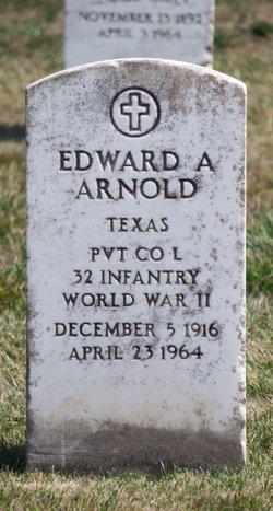 Edward Alford Arnold