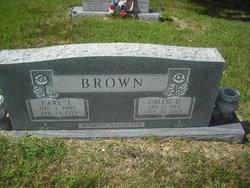 Earl J Brown