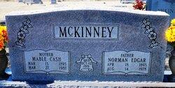 Mable <i>Cash</i> McKinney