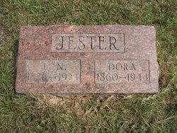 Dora <i>Whisenant</i> Jester