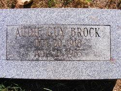 Audie Guy Brock