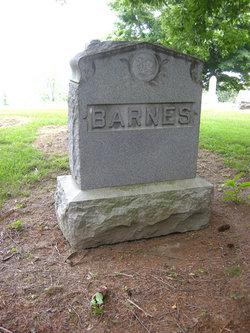 Chloe A. <i>Chapman</i> Barnes