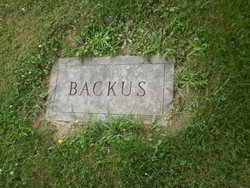William Backus