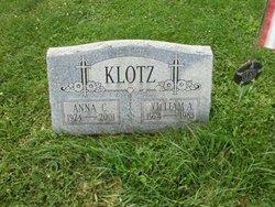 Anna Catherine <i>Swant</i> Klotz