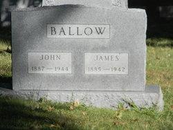 James Ballow