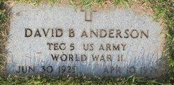 David Bryant Anderson