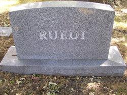 Charles H Ruedi