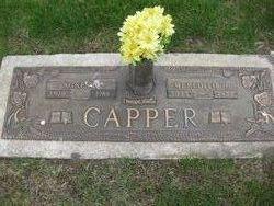 Agnes V <i>Hoilman</i> Capper