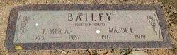Maude <i>Liner</i> Bailey