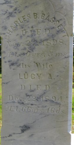 Lucy Ann <i>Longfellow</i> Bassett