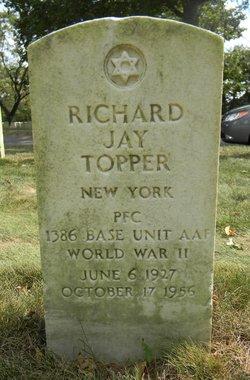Richard Jay Dickie Topper