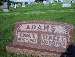 Edna <i>Trimble</i> Adams