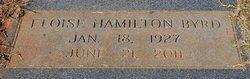 Eloise <i>Hamilton</i> Byrd