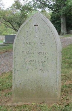 Douglas Alan Sparks