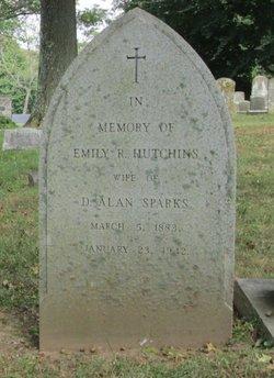 Emily Reed <i>Hutchins</i> Sparks