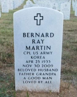 Bernard Ray Martin