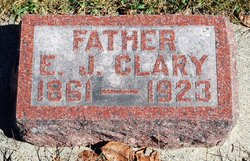 Edward J Clary