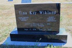 Tina K. <i>Watson</i> Wiklund