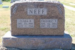 Frederic Thomas Neff