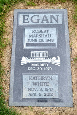 Kathryn <i>White</i> Egan