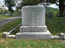 Mary Elizabeth <i>Carper</i> Farnsworth