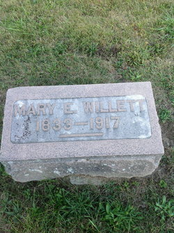 Mary Elizabeth <i>Wells</i> Willett