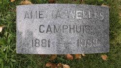 Amelia <i>Welles</i> Camphuis