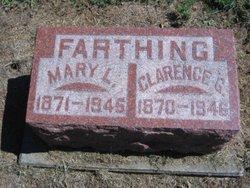 Mary L <i>Gossett</i> Farthing