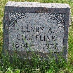Henry Albert Gosselink