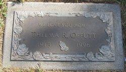 Thelma R. Offutt