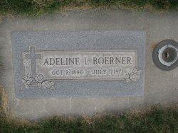 Adeline L Addie <i>Lambert</i> Boerner