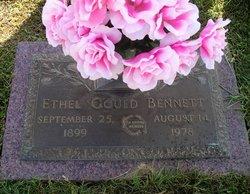 Ethel Imogene <i>Gould</i> Bennett